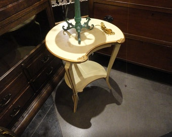 Charming Antique French End Table