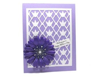 Mother's day card, card for Mother's day, card for mom, bella card creations, Mother's day card for mother, Mother's day card for daughter