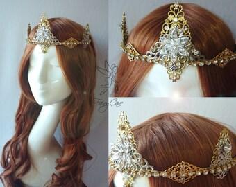 Elven Tiara inspired by Arwen