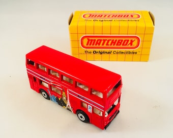 Matchbox London Bus 1981