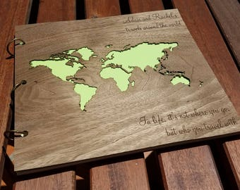 Wood world map etsy gumiabroncs Image collections