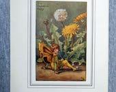 Dandelion Flower Fairy Vi...