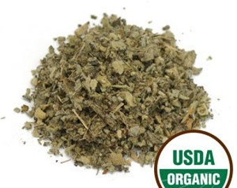 ORGANIC MULLEIN HERB, you choose size! Teas, Balms, Infusions, Baths, Supplements, Rituals. Uses- Traditional, Wiccan, Herbalist.