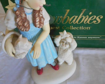 Dorothy & Toto Figurine