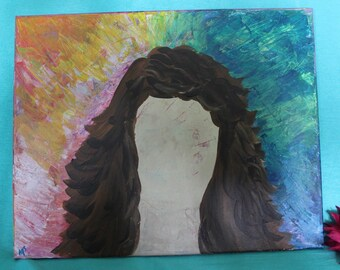 Painting- Woman of Endless Possibilities