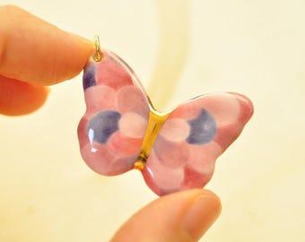 Butterfly in Petals