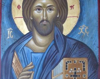 religious icons.original icon.Jesus Christ.Byzantine icon.orthodox icon.greek icon