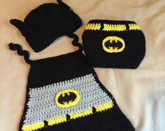Batman crochet hat etsy crochet newborn set inspired by batman pdf download dt1010fo