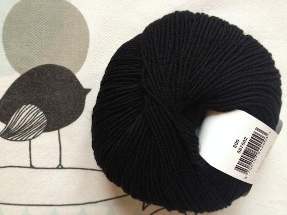 Black - Fonty NEOUX wool