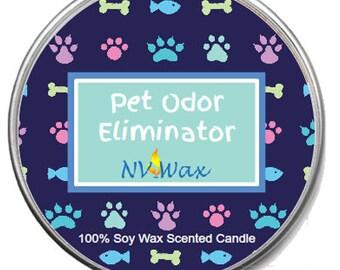 Pet Odor Eliminaton Candle