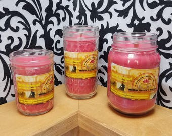 Apple Streusel - 100% Soy Wood wick Candles