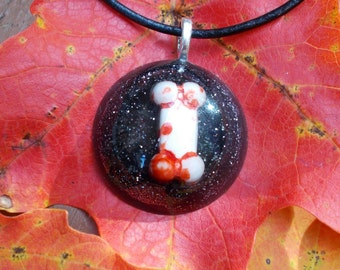 Bloody Bone necklace