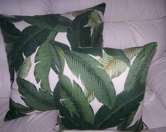 Tommy Bahama Swaying Palms Outdoor/Indoor Cushion Covers