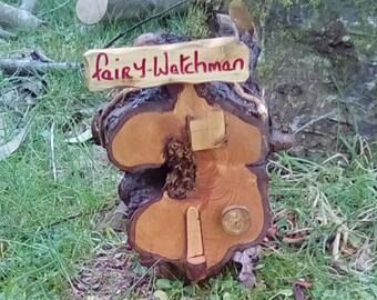The Fairy Watchman House