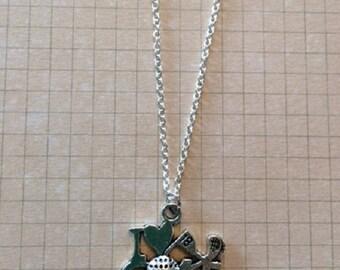 Golf Gifts - Golf Gifts for Women - Golf Necklace - Golf Jewelry - Sports Gifts - Sports Necklace - Sports Jewelry - Golf Clubs - Golf Balls