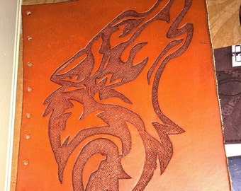 Epic Leather Journal