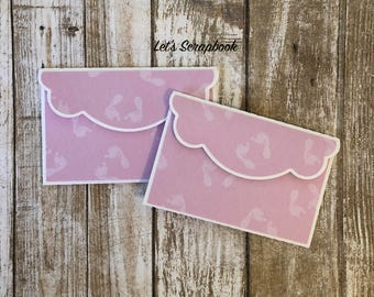 Gift Card Holder, Card Holder, Baby Shower Gift, Baby Shower, Baby Girl, Handmade, Birthday Gift, Birthday, Gift For Mom, Mom, Cards