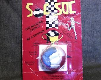 Soc Soc Footbag/Hacky Sack Vintage