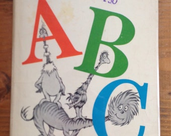 Dr. Seuss's ABC, circa 1965