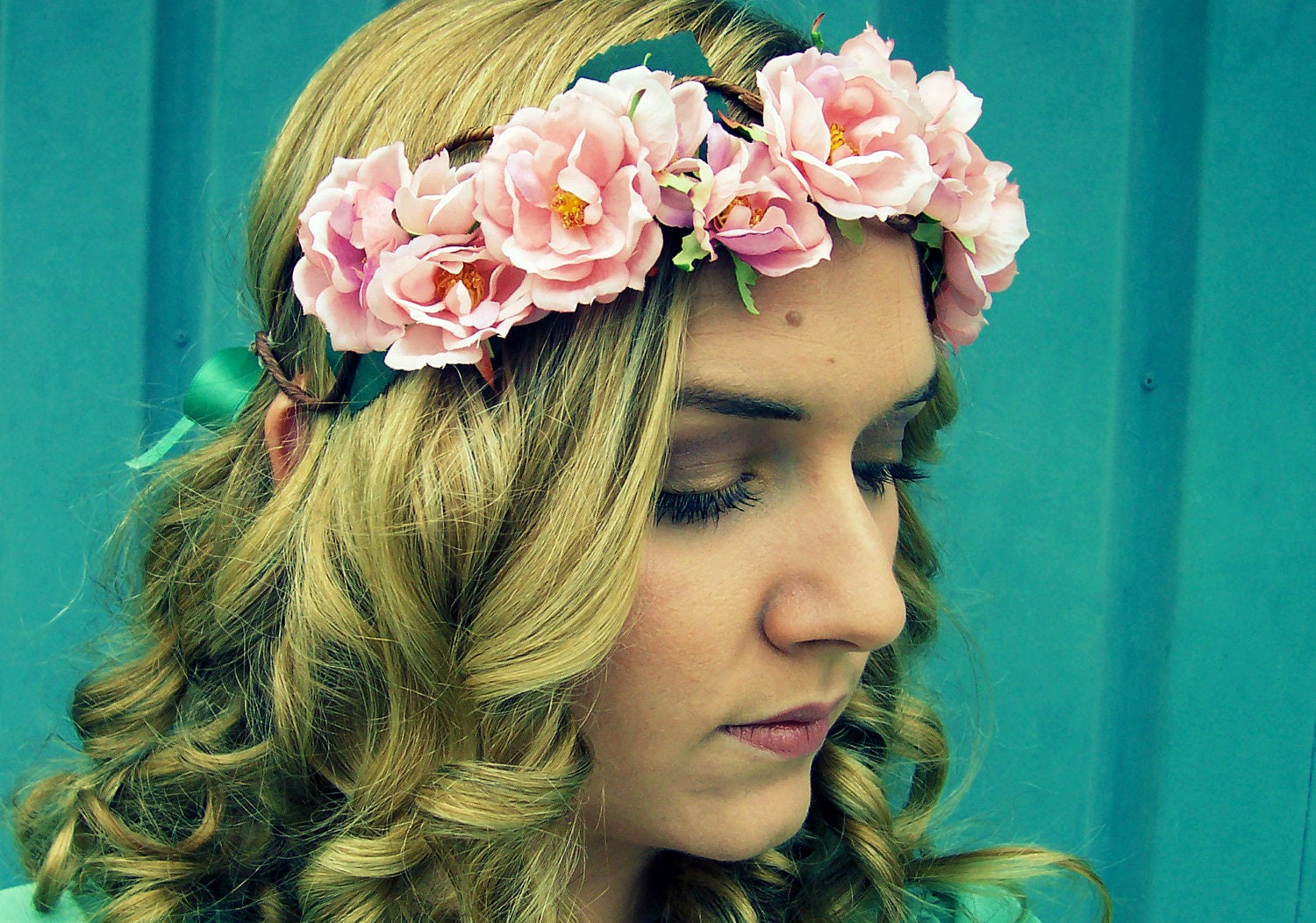 Best Purple Flowers Flower Hair Crown Tumblr Purple Flowers