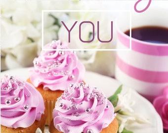 Celebrate You Birthday Card