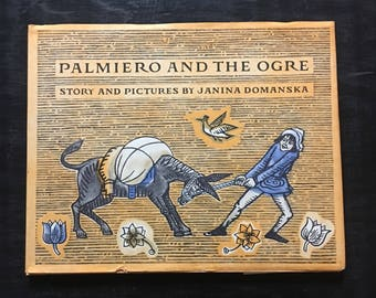 Palmiero and The Ogre by Janina Domanska - 1967 (First Edition)