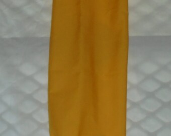 Yellow Grocery Bag Holder