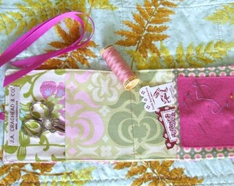 Sewing Needle Case No. 454, Amy Butler Midwest Modern