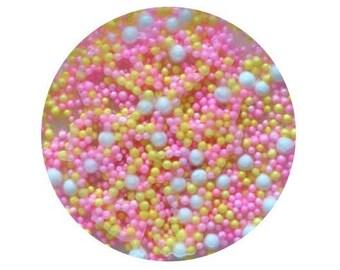 Pink frozen lemonade slime - scented