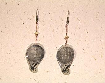 Air Kraken Earrings