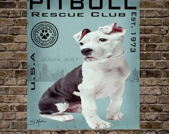 Pitbull Rescue Club