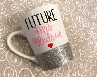 FUTURE Mrs Mug, Engagement Mug