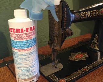 Upholstery Sanitizer Fungicide - Steri-Fab