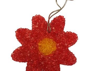 Retro Flower Air Freshener
