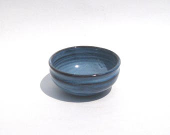 Cereal Bowl - Pacifica Blue Glaze