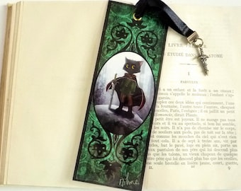 Clearance sale brand - page King Arthur - illustrated, laminated, hand-made