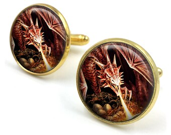 Dragon Cuff Links, Dragon Cufflinks, Dragon Jewellery, Dragon Jewelry,Men Dragon Cufflinks,Dragon Gifts for Men,gift for men,gift for him 02