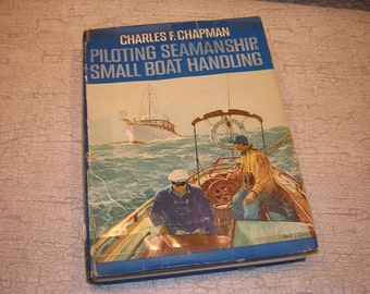"Book-- ""Piloting Seamanship and Small Boat Handling"""