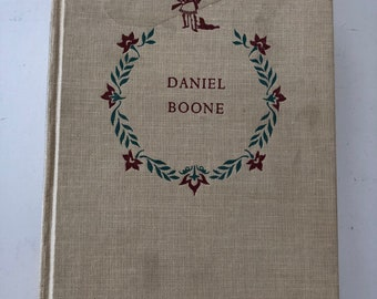 Daniel Boone by John Brown - 1952