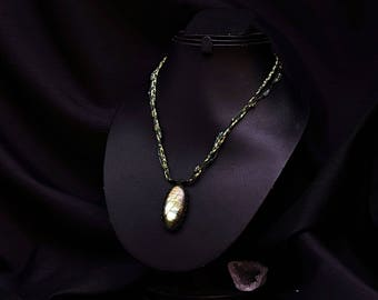 Kiabate Labradorite necklace