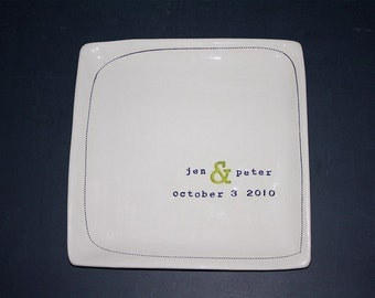 Wedding Platter 2