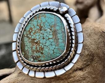 Kingman Turquiose Ring