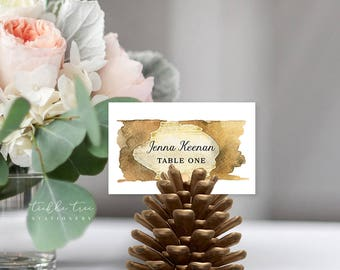 Lakeside Love - Place Cards (Style 13724)