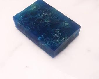 Loofah Soap, Lavender Loofah Soap, Luffa Soap, Loofa Soap, Lavender, Bar Soap, Soap, Exfoliating Soap, Soap Art, Art, Bathroom Decor, Soaps