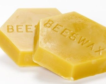 1lb (16oz) 100% Pure Beeswax (filtered)