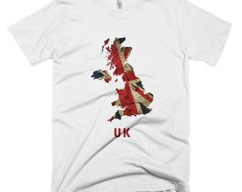 The UK T-Shirt
