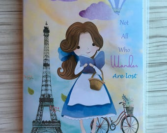 Belle Sticker book Sticker organizer Sticker storage Sticker album
