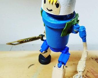 Assemblage Finn droid