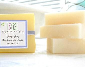 Soap for Goodness Sake Ylang Ylang Soap