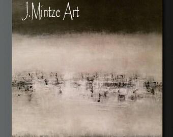 Art, Black and White Art, Original Artwork, Canvas Art, Original Art, Modern Art, Contemporary Art, Wall Art, Wall Décor, Large Art